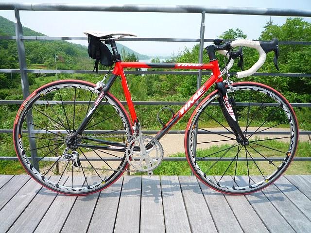 「 TIME 号」の名称は、自転車 ...